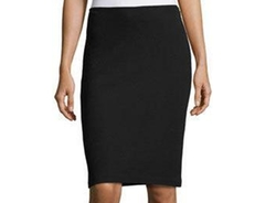 Collection Milano Pique Knit Pencil Skirt by St. John in Designated Survivor