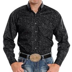 Competition Fit Print Shirt by Panhandle Slim  in Mamma Mia!