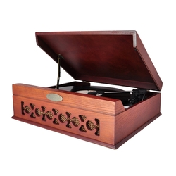 Retro Vintage Classic Style Vinyl Player by Pyle in Vinyl