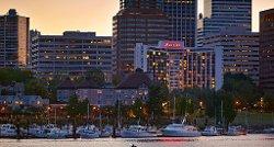 Portland, Oregon by Portland Marriott Downtown Waterfront in If I Stay