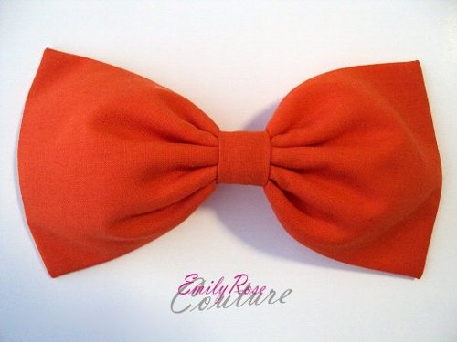 Jewel Tone Essentials Hair Bow by EmilyRose Couture in Cinderella