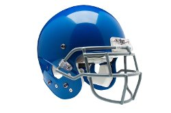 Sports Youth Football Air Standard II Helmet by Schutt in The DUFF
