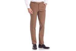 Slim Batavia Flat Front Pants by Incotex in Scream Queens