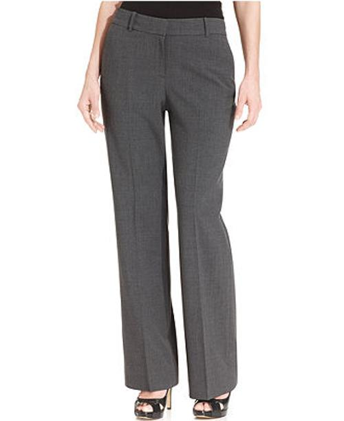 Straight-Leg Pants by Anne Klein in Addicted