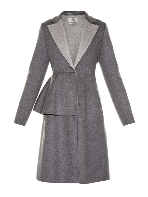 Medardo Coat by Sportmax in How To Get Away With Murder - Season 2 Episode 4