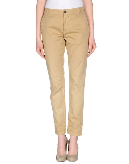 Tapered Leg Chino Pants by Macchia J in Secret in Their Eyes