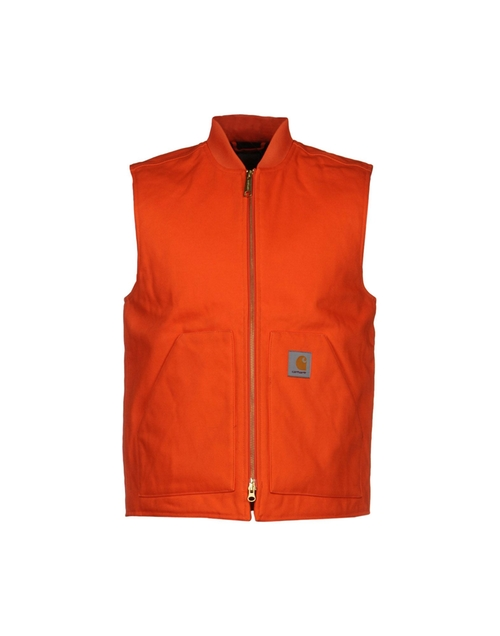 Vest Jacket by Carhartt in The Great Indoors - Season 1 Preview
