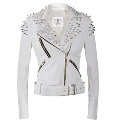 Stylish Studded Leather Jacket by Lex in Jem and the Holograms