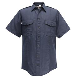 Men's Nomex IIIA Short-Sleeve Shirt by Flying Cross in Safe House