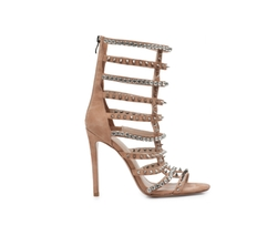 Spike Caged Sandals by Jennifer Le Razor in Keeping Up With The Kardashians