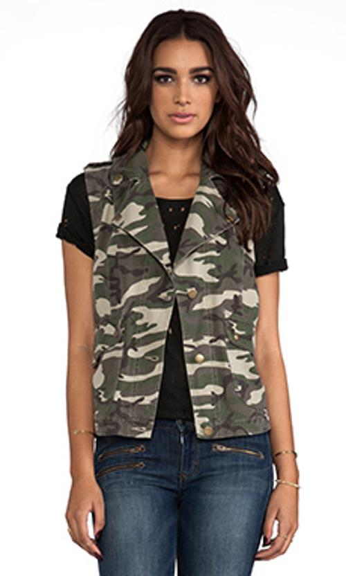 MILITARY VEST by Bobi in Ride Along