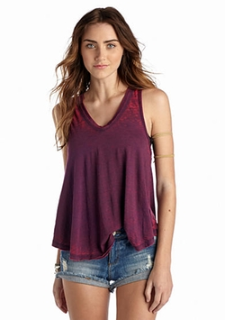 Breezy Tank Top by Free People in Modern Family