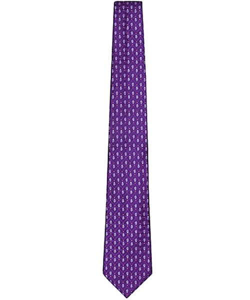 Signature Bee Necktie by Jan Leslie in The Good Wife - Season 7 Episode 7