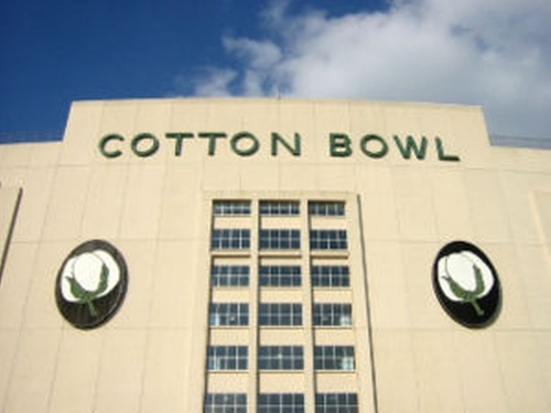 The Cotton Bowl Dallas, Texas in My All American