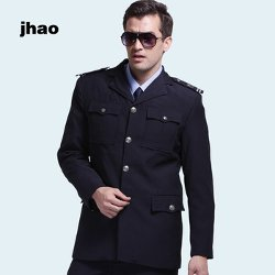 Security Uniform Guard Uniform by Aliexpress in Shutter Island