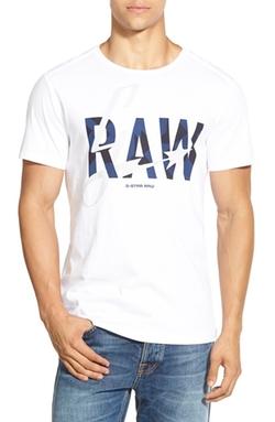 'Lamar' T-Shirt by G-Star Raw in Sicario
