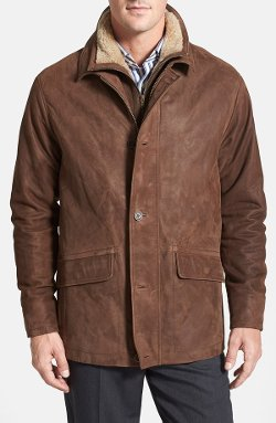 Telluride Genuine Shearling Jacket by Peter Millar in Fast & Furious 6