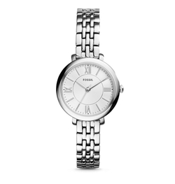 Jacqueline Mini Stainless Steel Watch by Fossil in The Fate of the Furious