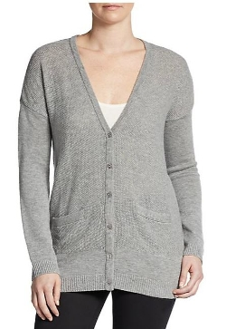 Eltina Wool & Cashmere Cardigan by Joie in Unfriended
