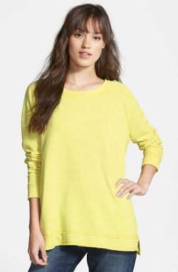Long Sleeve Raglan Tee Shirt by Stem in Pitch Perfect 2