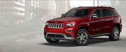 Grand Cherokee SUV by Jeep in Ballers