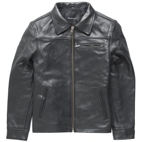 Alan Leather Jacket by Deus Ex Machina in X-Men: Apocalypse