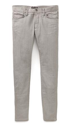 Bowery Slim Straight Jeans by John Varvatos Star USA in Gone Girl