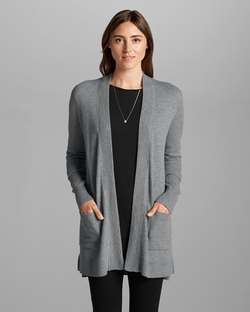 Lux Thermal - Cardigan Sweater by Eddie Bauer in The Choice