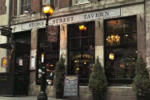 Stone Street Tavern New York City, New York in The Other Woman