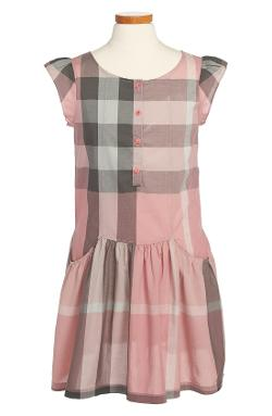 Cap Sleeve Dress by Burberry in Little Fockers