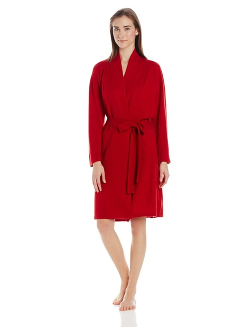 Cashmere Robe by Bedhead Pajamas in Keeping Up With The Kardashians - Season 11 Episode 13