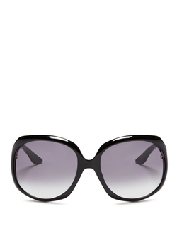 Glossy 1 Acetate Oversize Sunglasses by Dior in Supergirl