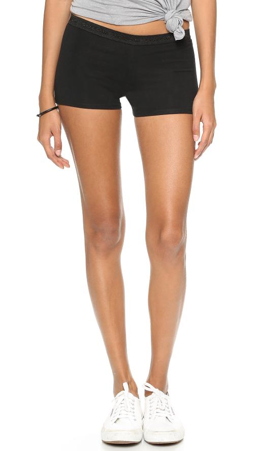 Fitted Short Shorts by SOLOW in Beyond the Lights