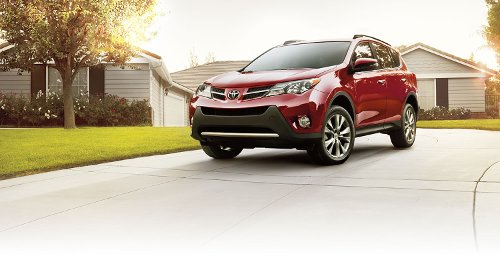RAV4 SUV by Toyota in The November Man