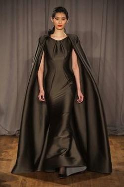 Silk Dress FW14 by Zac Posen in Suits