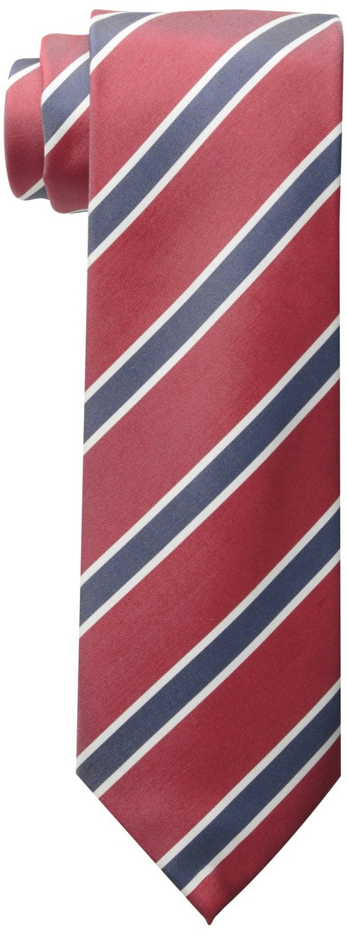 Men's Leam Stripe Tie by Vince Camuto in Safe House