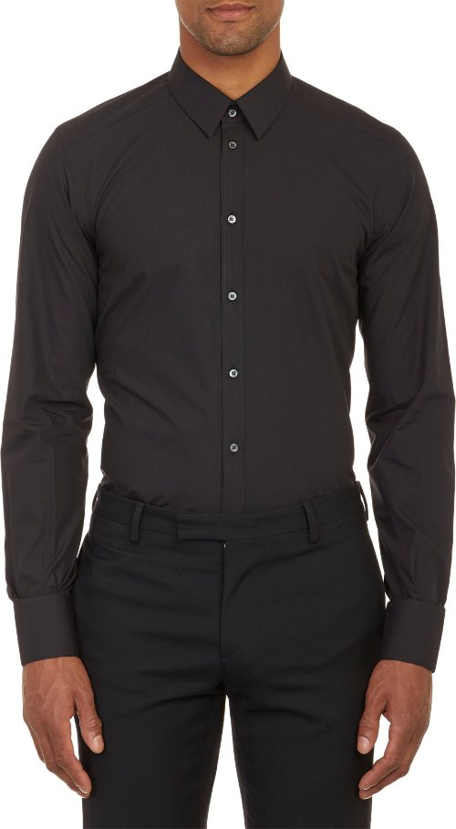 Slim-Fit Dress Shirt by Dolce & Gabbana in John Wick