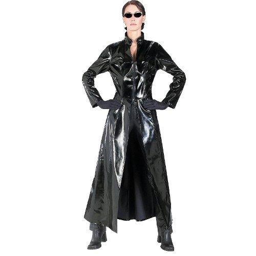 Custom Made Trinity Costume by Kym Barrett (Costume Designer) in The Matrix