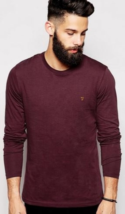 Long Sleeve T-Shirt by Farah in The Flash