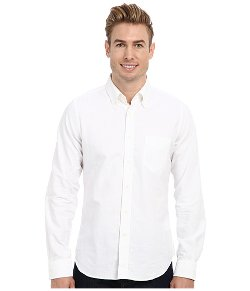 Oxford Hugger Button Down Shirt by Gant Rugger in Need for Speed