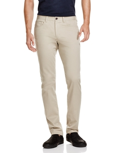 Soho Slim Fit Twill Chinos by Vince in Sisters