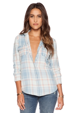 Piper Shirt by Joe's Jeans in The Choice