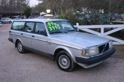 1989 240 GL Wagon by Volvo in Boyhood