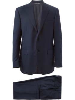 Two Piece Suit by Canali in House of Cards
