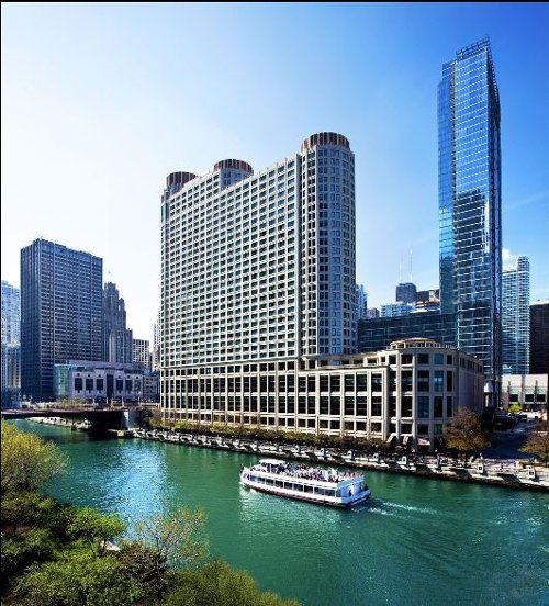 Sheraton Chicago Hotel & Towers Chicago, Illinois in The Divergent Series: Insurgent
