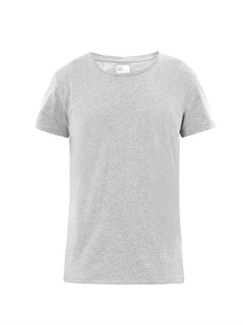 Free Crew-Neck T-Shirt by JEAN MACHINE in Million Dollar Arm