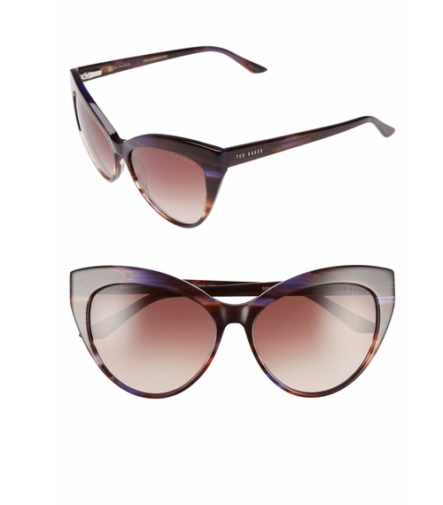 Cat Eye Sunglasses by Ted Baker London in The Boss