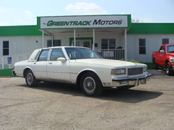 1987 Caprice Coupe by Chevrolet in Straight Outta Compton