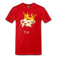 Lion With A Crown T-Shirt by Spreadshirt in The Big Bang Theory