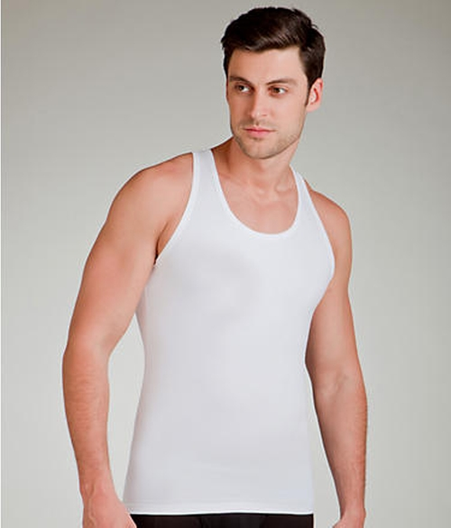 Cotton Compression Tank by Bare Necessities in Suicide Squad